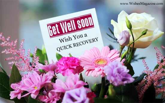 Get well soon Wishes For Cards