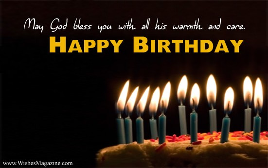 Birthday Blessings Wishes | Religious Happy Birthday Messages