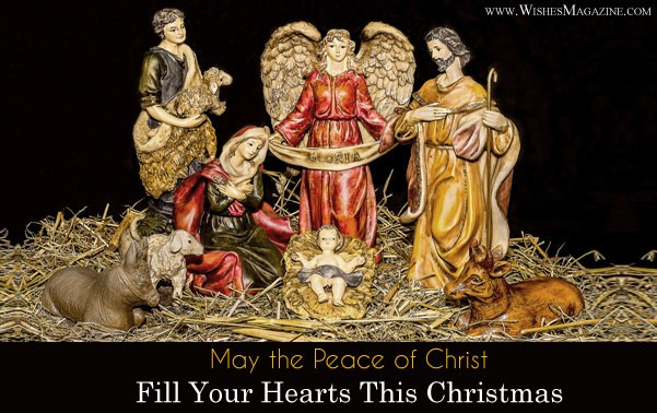 Religious Christmas Wishes