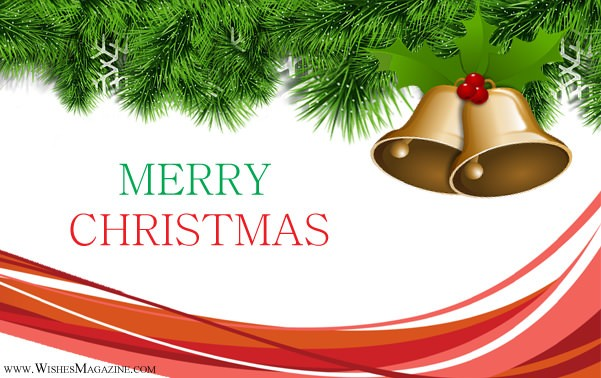 Merry Christmas greeting Cards Christmas Bell Card Ideas