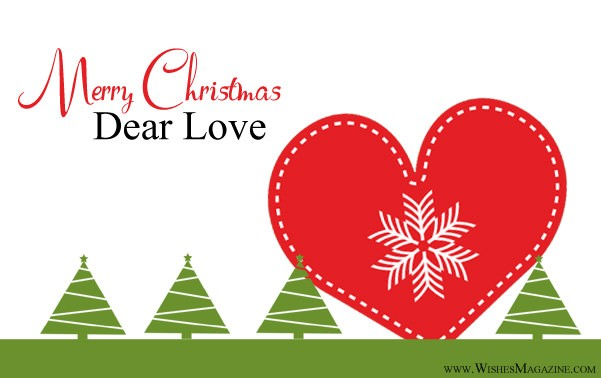 Merry Christmas greeting Cards Romantic Christmas Card Ideas