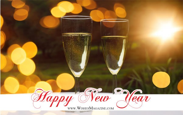 Happy New Year Wishes | New Year Card Messages 2018