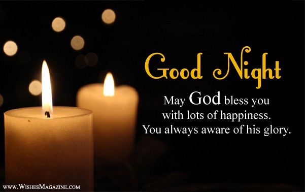Religious Good Night Messages Christian Good Night Wishes