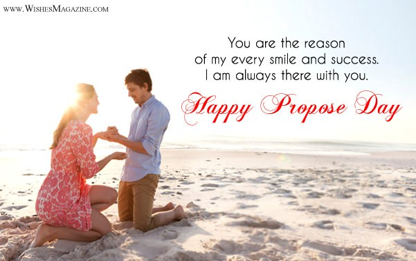 Happy Propose Day Wishes For Husband Wife