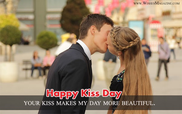 Happy Kiss Day Wishes Messages For Husband Wife