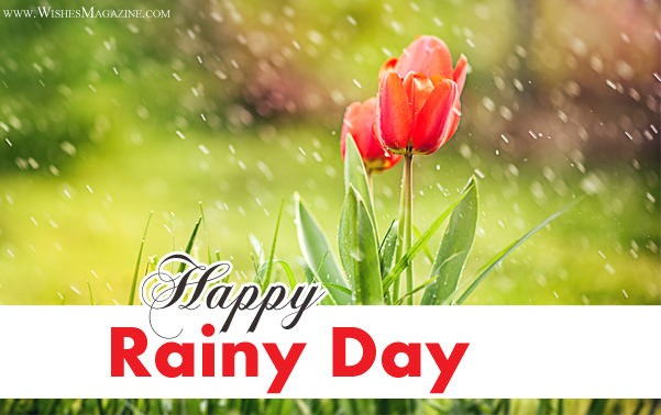 Happy rainy day wishes latest rainy day messages m4hsunfo