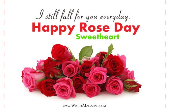 Best Rose Day Card Image In HD For Lovers