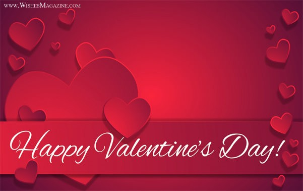 Happy Valentine's Day Wishes Messages For Girlfriend Boyfriend