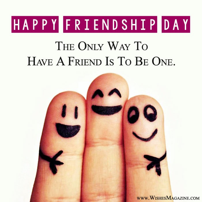 Free Friendship Day Card Picture