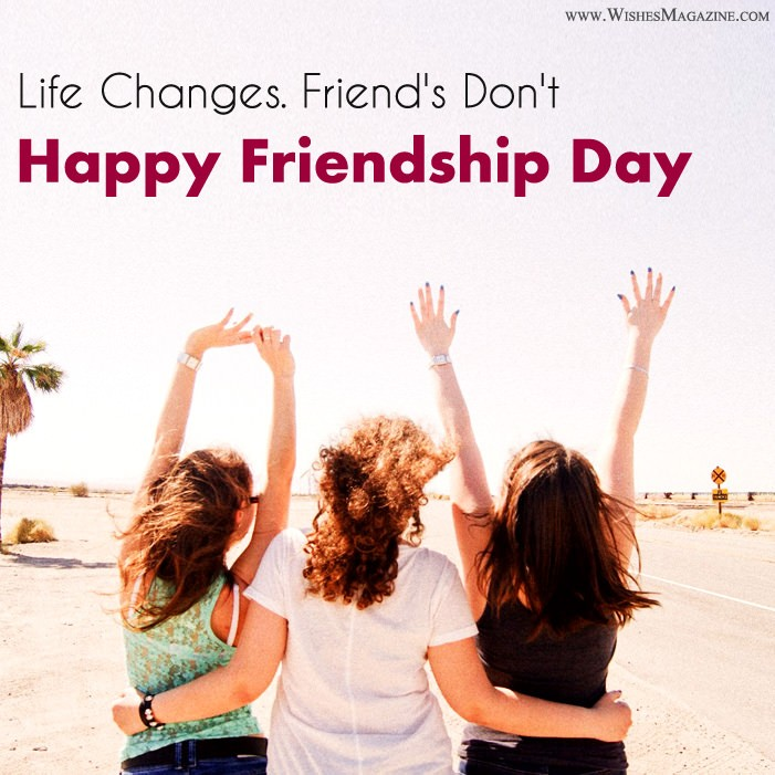 Free Friendship Day Card Image