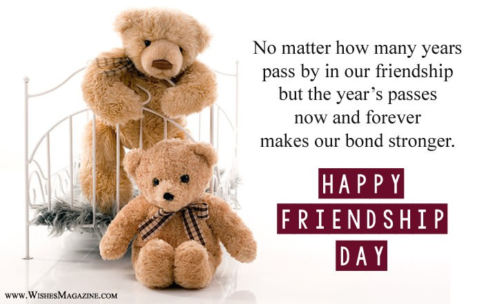 Friendship Day Wishes | Happy Friendship Day Messages