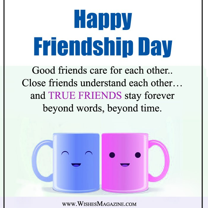 Sweet Friendship Day Card