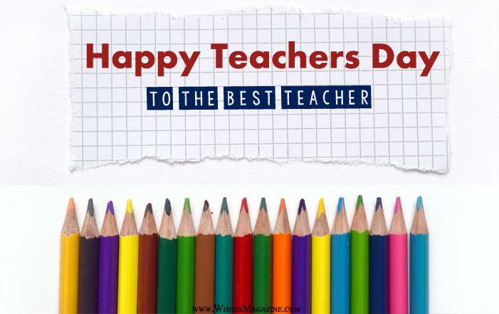 Happy Teachers Day Wishes Messages For Teachers