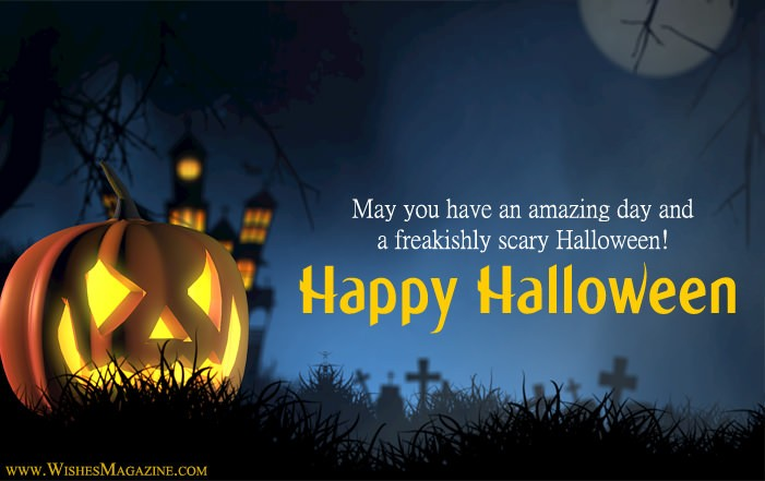Happy Halloween Wishes, Halloween Messages Sms 2018