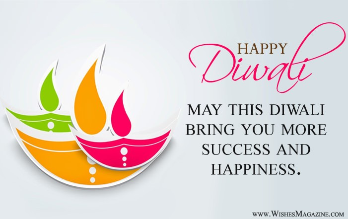 Happy Diwali Message to Boss and Employees