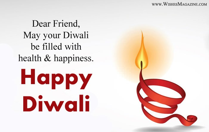 Happy Diwali Wishes Messages For Friends