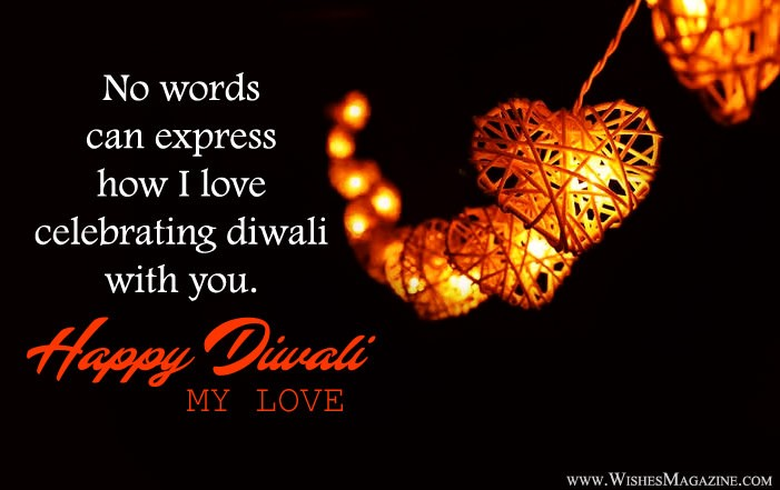 Diwali Love Messages For Girlfriend Boyfriend