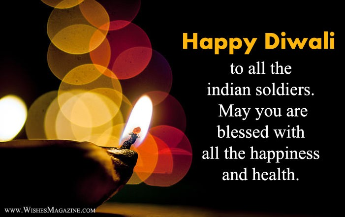 Happy Diwali Wishes Messages For Indian Soldiers