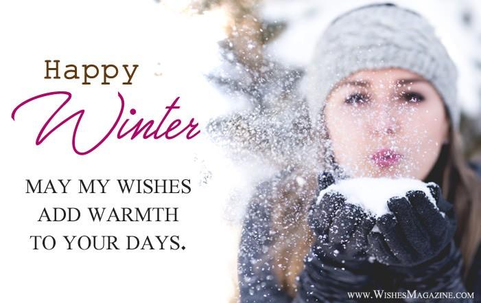 Happy Winter Wishes