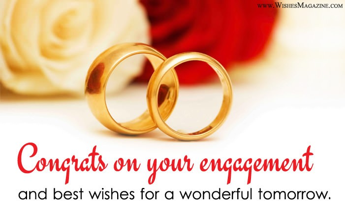 Engagement Wishes - Congratulations Engagement Messages