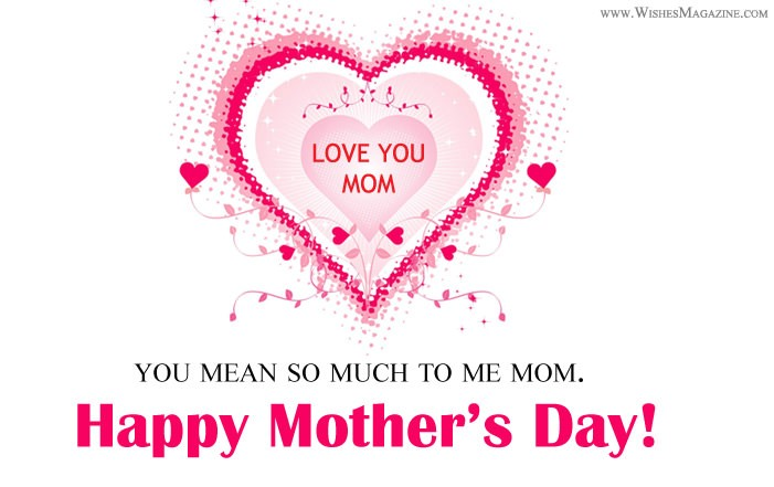 Happy Mothers Day Wishes Messages From Son And Daughter