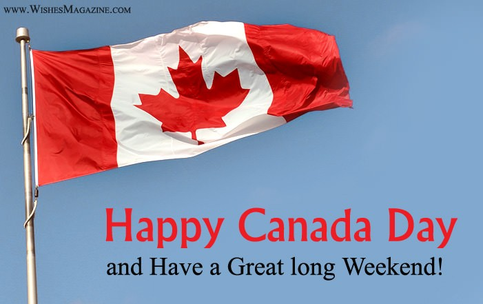 Happy Canada Day Wishes Messages