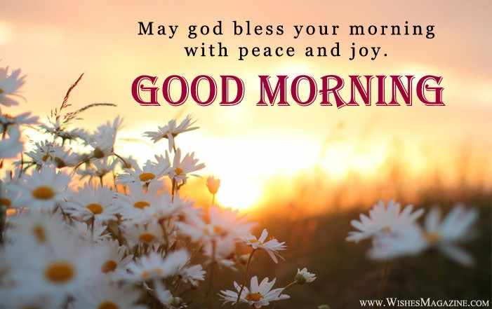 Good Morning Blessings Wishes | Good Morning God Bless Messages