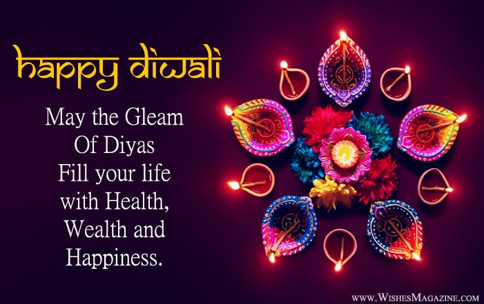Happy Diwali Wishes With Hd Image