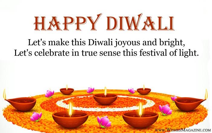 Best Happy Diwali Messages