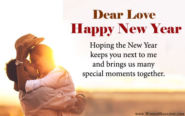 Happy New Year Love Messages For Girlfriend Boyfriend