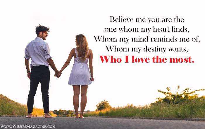 Love Messages For Him Her