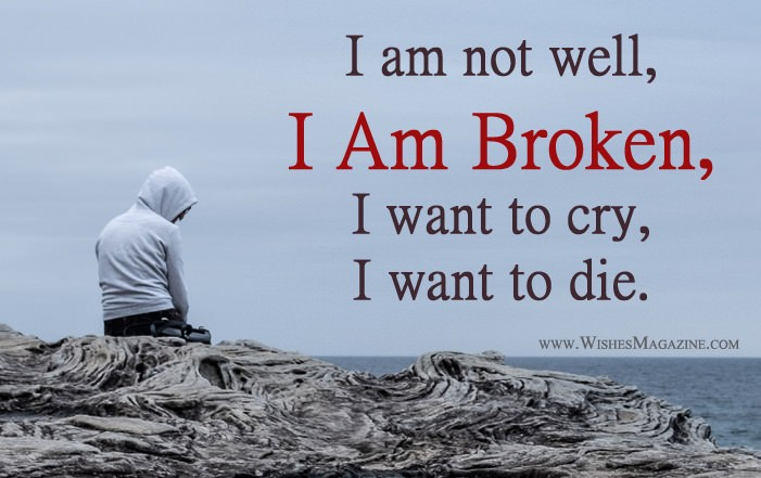 I Am Broken Quotes