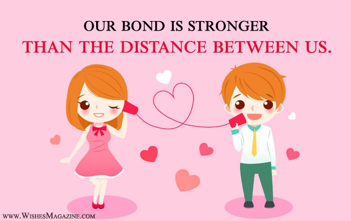 Long Distance Love Quotes Sayings