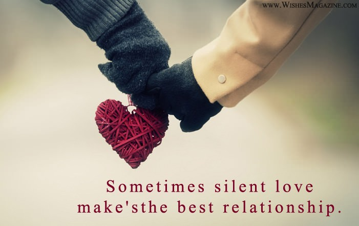 Silent Love Quotes