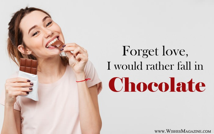 Chocolate Love Quotes | Chocolate Lovers Sayings