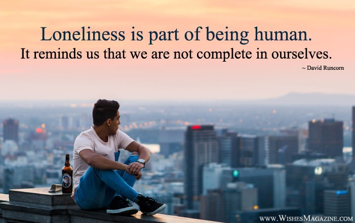 Loneliness Quote Sayings