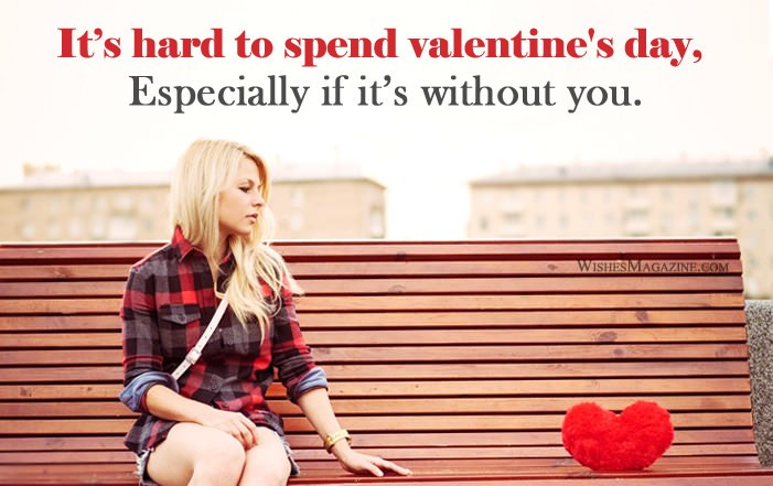 Touching Sad Valentines Day Quotes