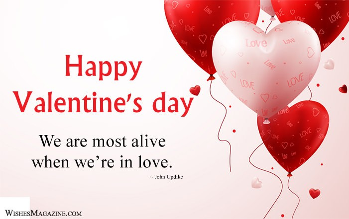 Happy Valentine's Day Quotes Messages