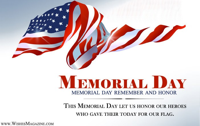 Memorial Day Messages For Remembrance