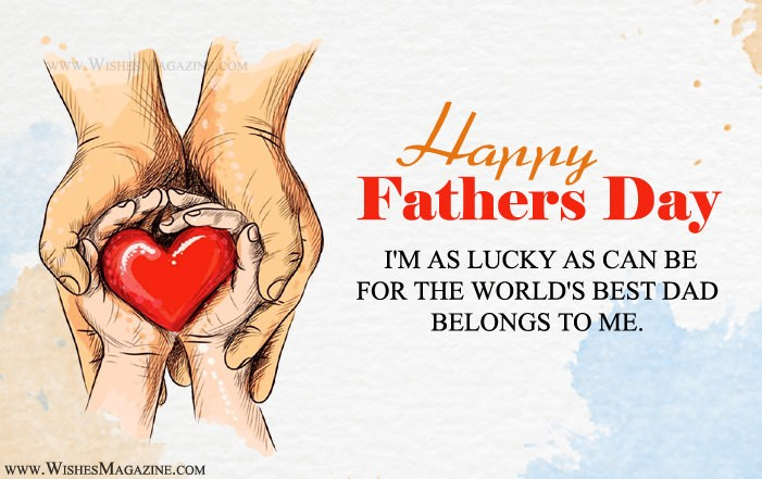 Fathers Day Quotes Sayings & Messages