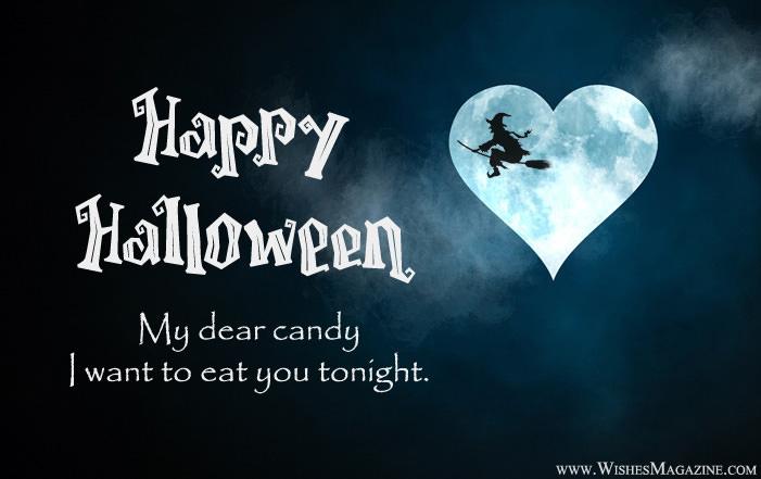 Halloween Messages For Girlfriend Boyfriend